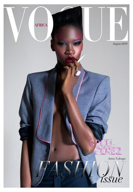 Vogue Africa #ifonly