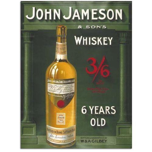 John-Jameson-Irish-Whiskey-Bar-Club-Pub-Restaurant-Small-Metal-Tin-Sign
