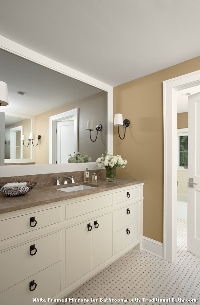 best 25 framed mirrors for bathroom ideas on pinterest framed bathroom mirrors decorative bathroom mirrors and white framed mirrors