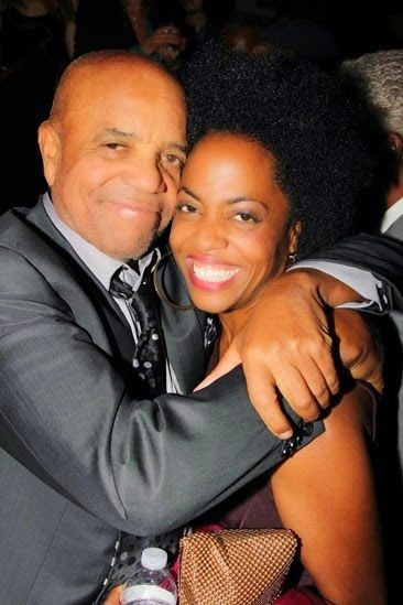 Motown Founder Berry Gordy and Daughter  Rhonda Ross Kendrick