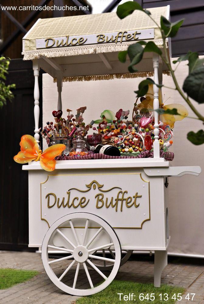 1000 images about carritos de chuches on pinterest - Carrito camarera ...