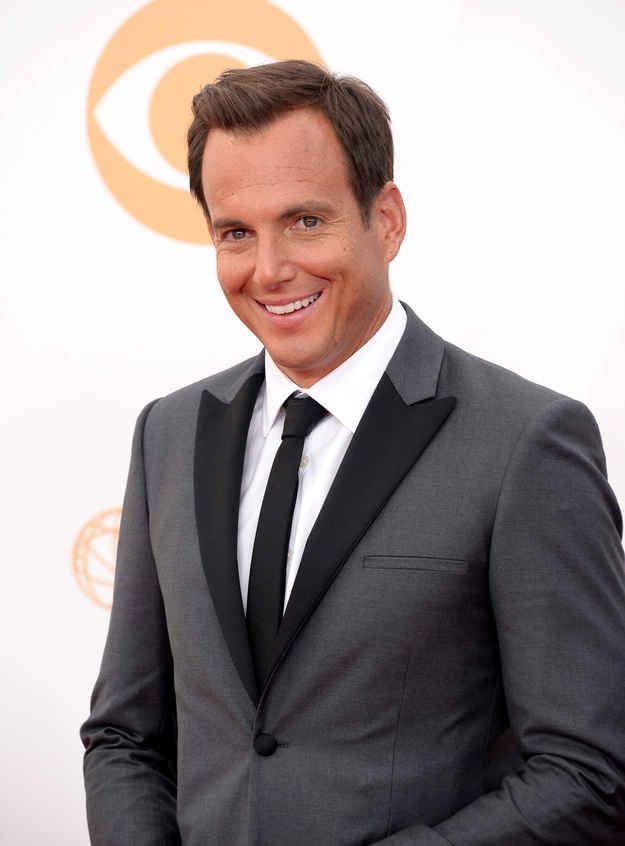 Will Arnett is the new black :(