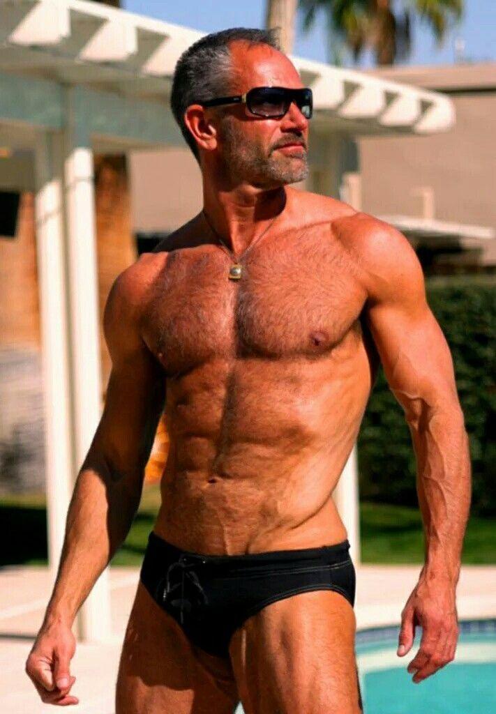 Handsome men over 40