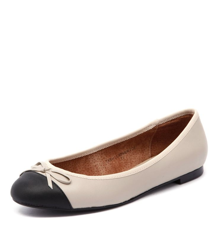 WALNUT - Tash Toe Stone/Black (on Styletread)