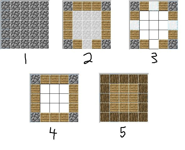 112 best Minecraft Blueprints images on Pinterest Minecraft
