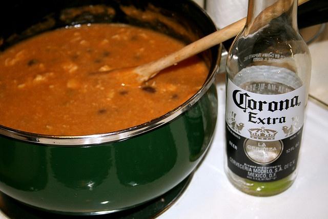 Atlanta Bread Company Baja Chicken Enchilada Soup