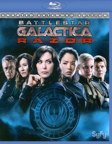 Battlestar Galactica: Razor [Blu-ray] [2007]