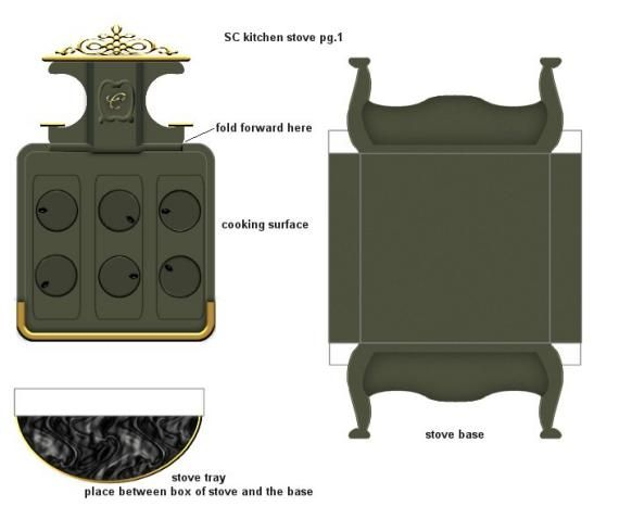 1000 images about 3d paper doll furniture toys templates on pinterest. Black Bedroom Furniture Sets. Home Design Ideas