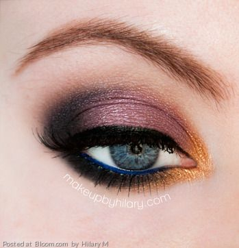 Learn how to get this colorful eye by Hilary M on Bloom.com