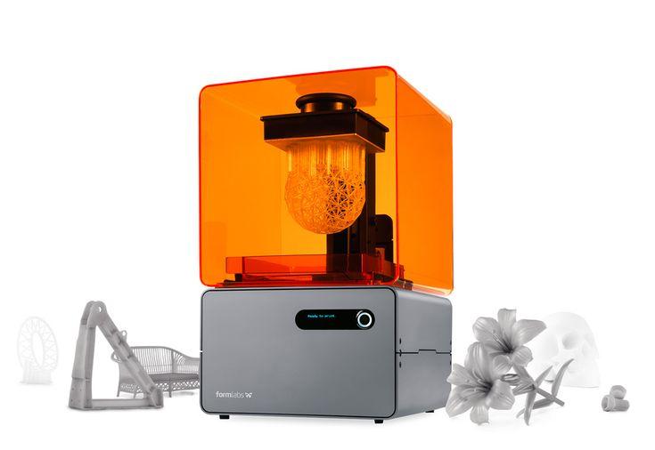 Form 1+ 3D Printer — Formlabs