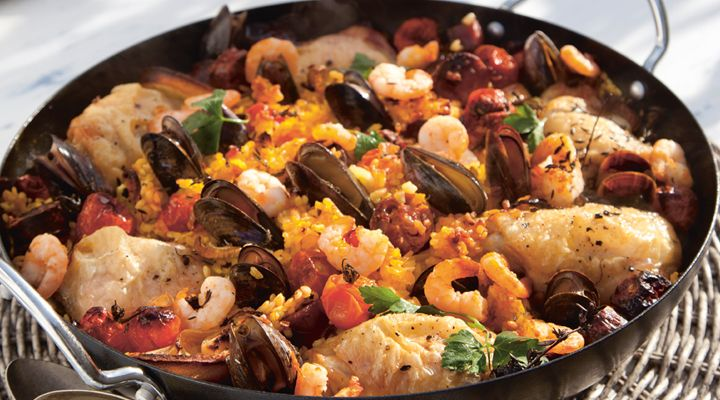 Kevin's Paella