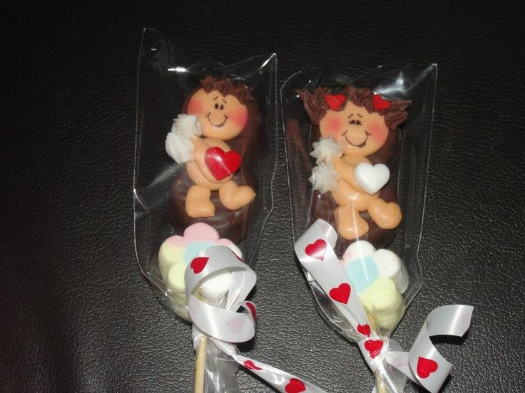 Bubulubus decorados para el dia del amor!
