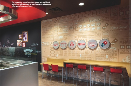 49 best out and about restaurants images on pinterest for Dominos pizza salon