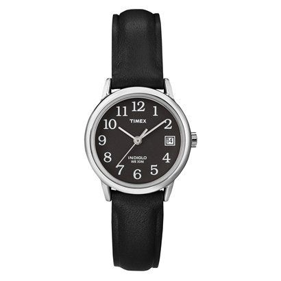 Need a classic black watch!  Women's Timex® Basic Watch with Black Dial Watch - Black {Hello, Gorgeous! Blog}