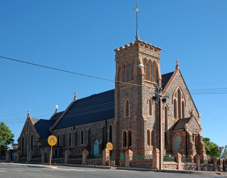 broken hill cathedral - Google Search