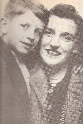 Ringo and mother Elise