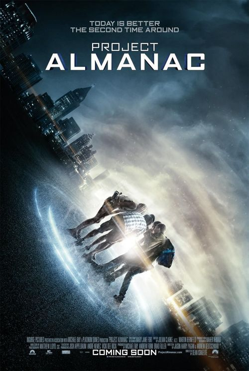 Project Almanac 2015 full Movie HD Free Download DVDrip