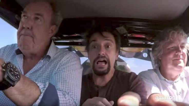 'Grand Tour' second season's launch date announced, and a new trailer drops