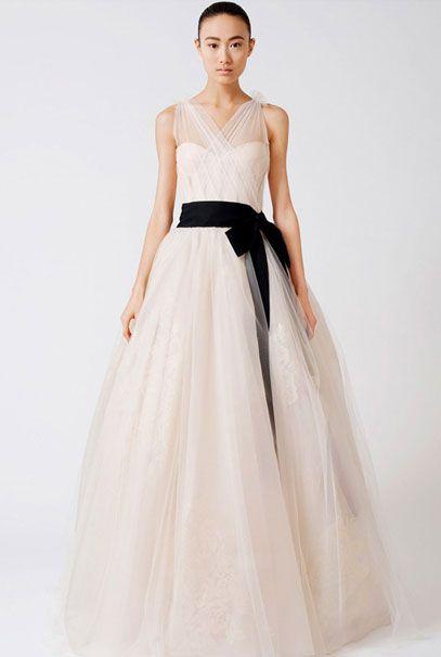 Вера Вонг свадебные платья EMMELINE