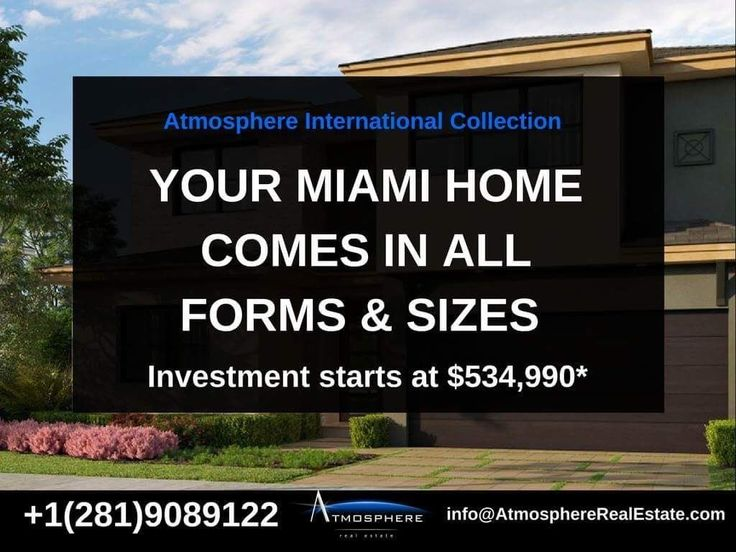#AtmosphereUSInvestments 😱Located in Miami Florida, Satori is an exclusive gated waterfront community with unique luxury townhomes and executive and estate size homes, all-embracing a magnificent 67-acre lake.   The Smart Home community boasts premium interior finishes, appliance packages, and a smart-automation system all included at no extra cost.   Interested? Inquire with Basel. Call at +1(281)9089122 or email info@AtmosphereRealEstate.com. #LuxuryHomeAppliances