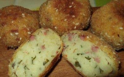 Virslis-krumplis golyók – Filléres és finom! Egy recept, amit kár lenne kihagynod!