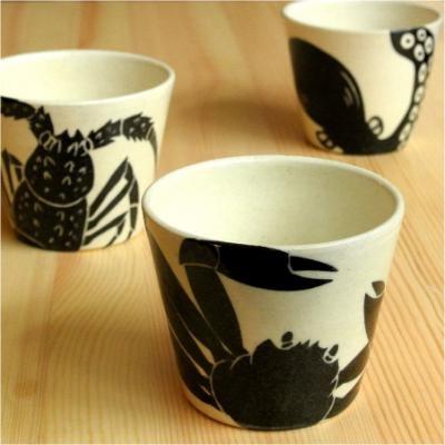 [川島いずみ]海の幸のフリーカップ