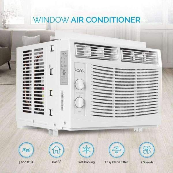 With A Timeless Appearance Indoor Room Ac Family Of Appliances Is Ideal For Your Family Window Air Conditioner Home Depot Air Conditioner Room Air Conditioner