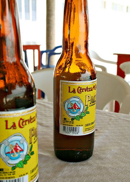 I don't always drink Mexican cerveza, but when I do, I prefer Pacifico