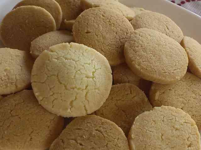 袋1つで簡単10分 さくほろクッキーの画像