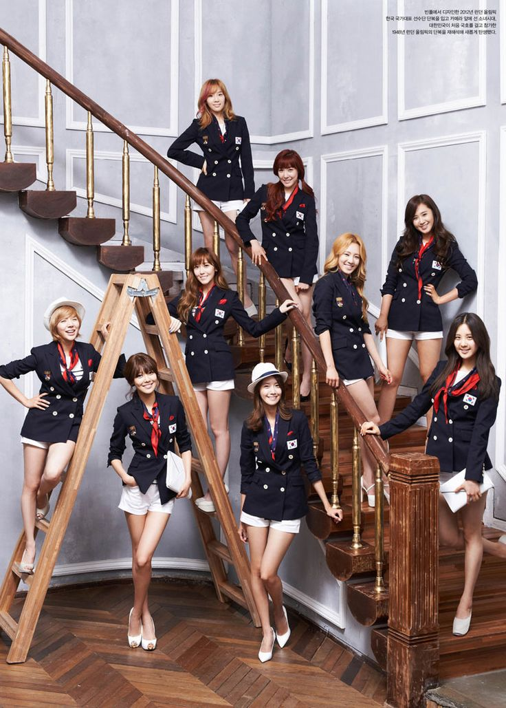 Olympic Girl Generation