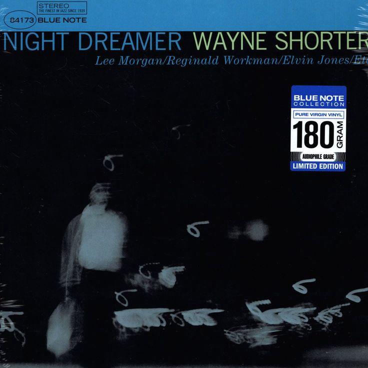 Wayne Shorter - Night Dreamer (1964, Blue Note Records)
