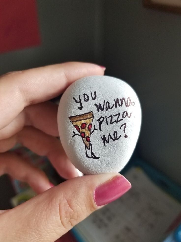 40 Punny Painted Rocks Just For Pun Funny Ideas To Try The Thrifty Kiwi Rock Decor Rock Painting Art Painted Rocks Diy