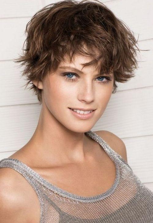 Short Curly Hairstyles 2015 1390 best women short haircuts images on pinterest hairstyles short hair and hair Naturally Short Curly Hairstyles 2014