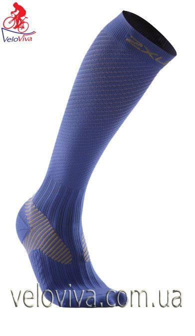 Мужские элитные компрессионные носки 2XU MA1993e | Спортивные носки