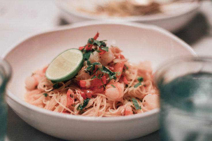 Prawn spaghetti at Mario & Luigi Kuala Lumpur.  #kl #kualalumpur #kleats #klfood #prawn #spaghetti #pasta # #kualalumpurfood #klfoodies #seafood