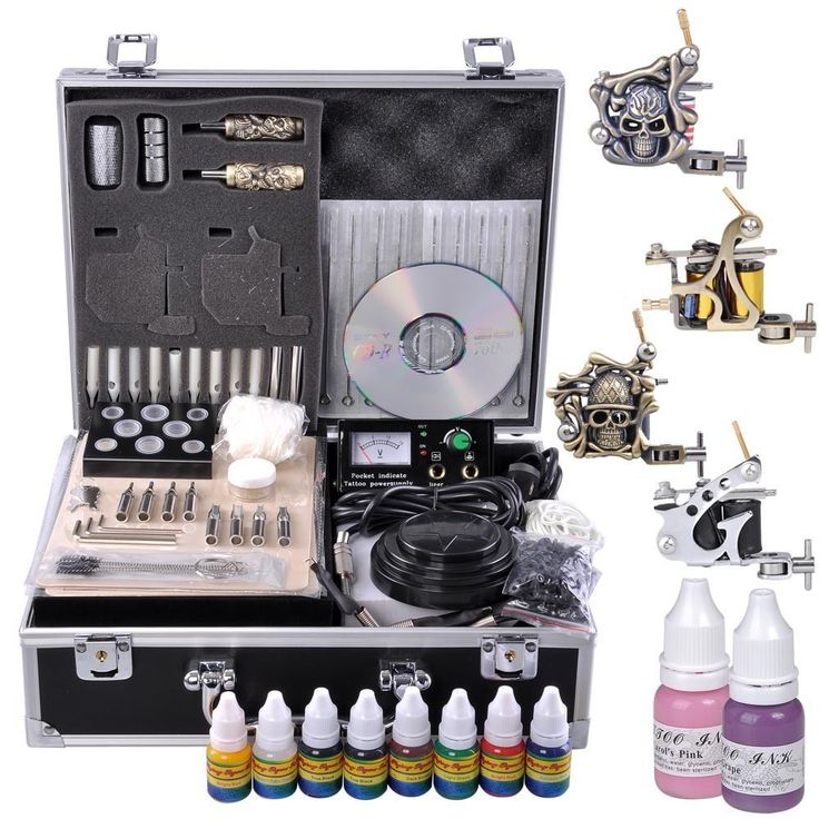 Professional Complete Tattoo Kit