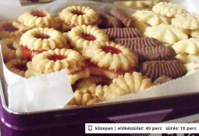 Linzer kekszek