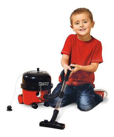 Take a look at this Little Henry Vacuum by Casdon on #zulily today!