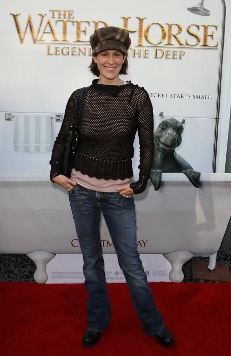 Annabeth Gish - The Water Horse, Legend Of The Deep LA Premiere