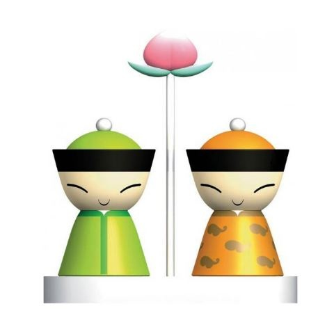 54 best love alessi images on pinterest alessi cooking for Alessi salt and pepper shakers