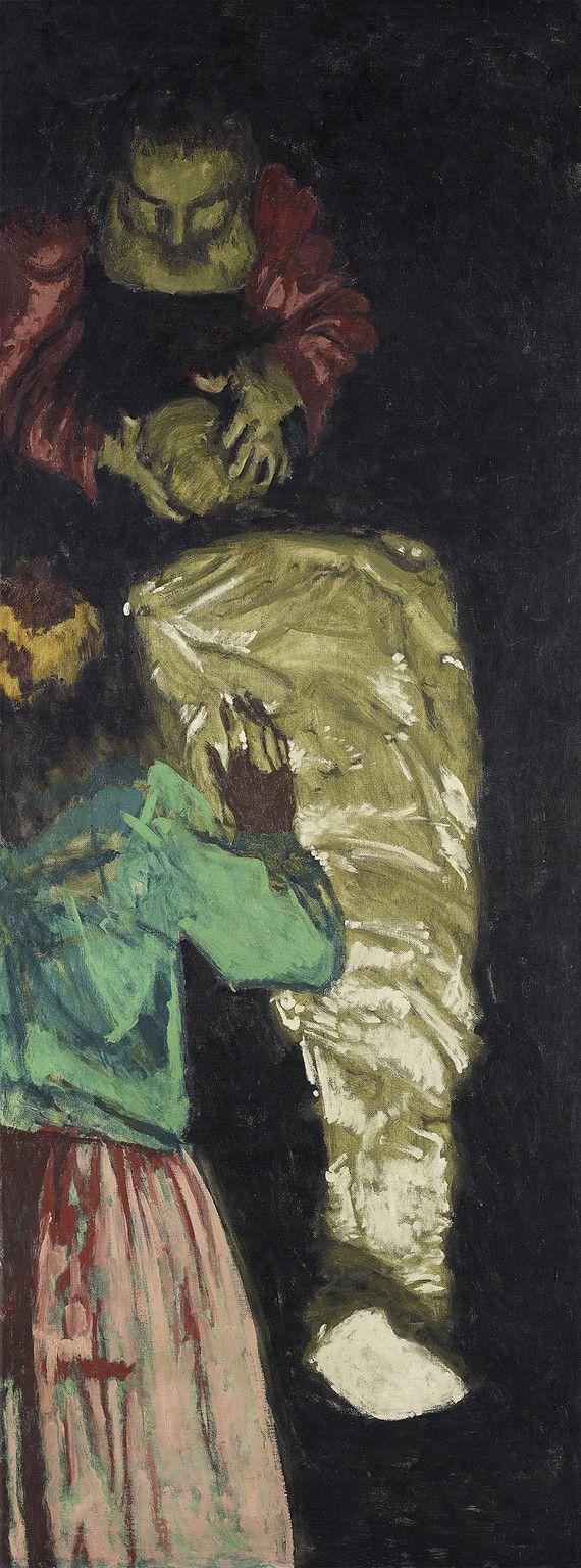 Walter Richard Sickert 'The Raising of Lazarus' c.1929