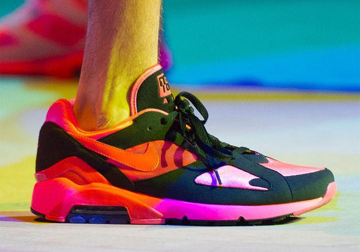 http://SneakersCartel.com COMME des Garçons x Nike Air Max 180 Coming Soon? #sneakers #shoes #kicks #jordan #lebron #nba #nike #adidas #reebok #airjordan #sneakerhead #fashion #sneakerscartel