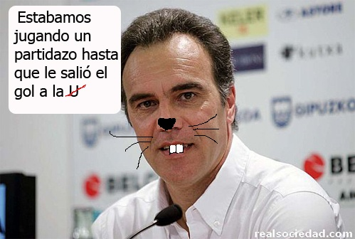 """Memes: Los hinchas azules invocan a """"San Segundo"""" y tildan de """"ratón"""" a Lasarte: Los fanáticos de la U no se demoraron en burlarse de los cruzados por la final ganada en Copa Chile.  http://ow.ly/kRXdK"""
