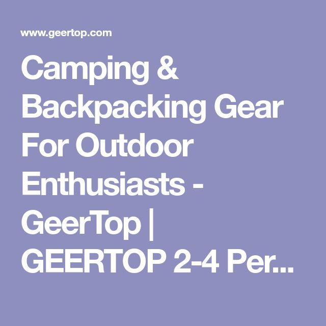 Camping & Backpacking Gear For Outdoor Enthusiasts - GeerTop | GEERTOP 2-4 Person waterproof Multi-functional Rain Poncho Picnic Mat Tent Tarp