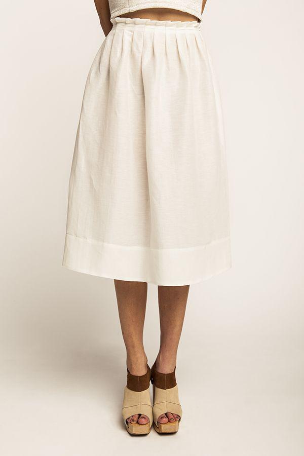 Lumme Pleated Skirt - Named