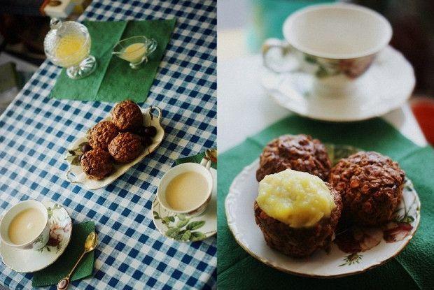 Осенние сконы рецепт – низкокалорийная еда: выпечка и десерты