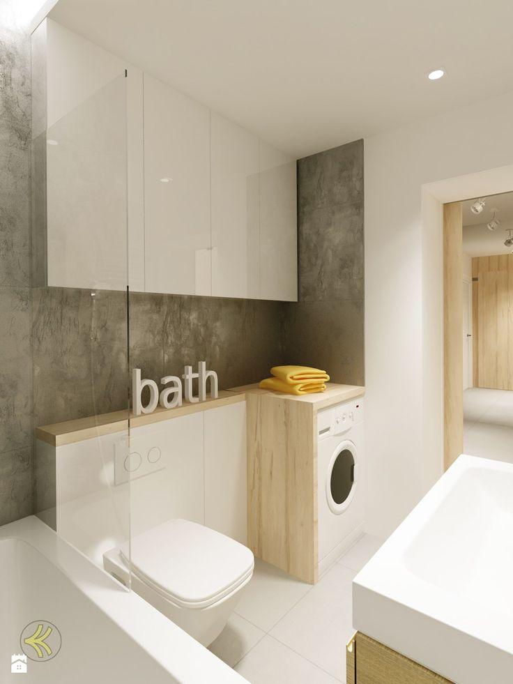 Aranżacje wnętrz - Łazienka: Łazienka - 3Deko Wnętrza. Przeglądaj, dodawaj i zapisuj najlepsze zdjęcia, pomysły i inspiracje designerskie. W bazie mamy już prawie milion fotografii!