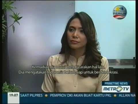 Analisa Karakter Calon Presiden Indonesia 2014