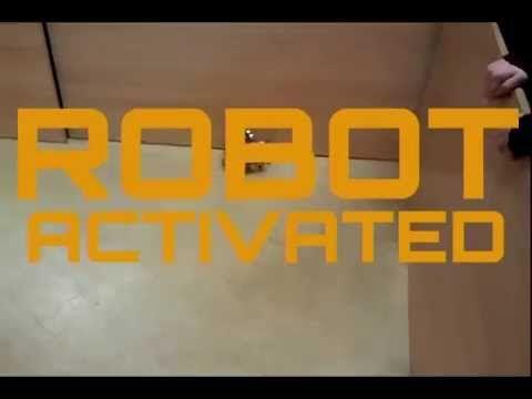 Åk 9 på Bild & form i Göteborg bygger robotar med Arduino