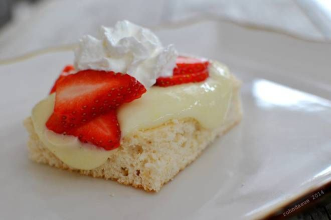 Angel Cake- Fuel Pull  on Trim Healthy Mama